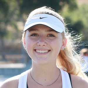 Aly Sweeney 2018 Girls Varsity Tennis