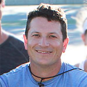 Coach Drew Diefenbach