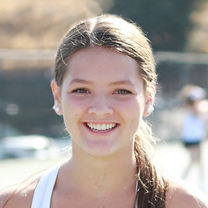Kristin Campbell 2018 Girls Varsity Tennis