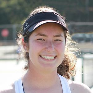 Naomi Berkowitz 2018 Girls Varsity Tennis