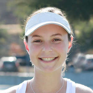 Rachel Minden 2018 Girls Varsity Tennis