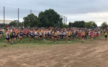 Cross Country Brings Home Victory on Homecoming Weekend