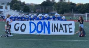 Day of the Dons goes to Acalanes, 51 to 14