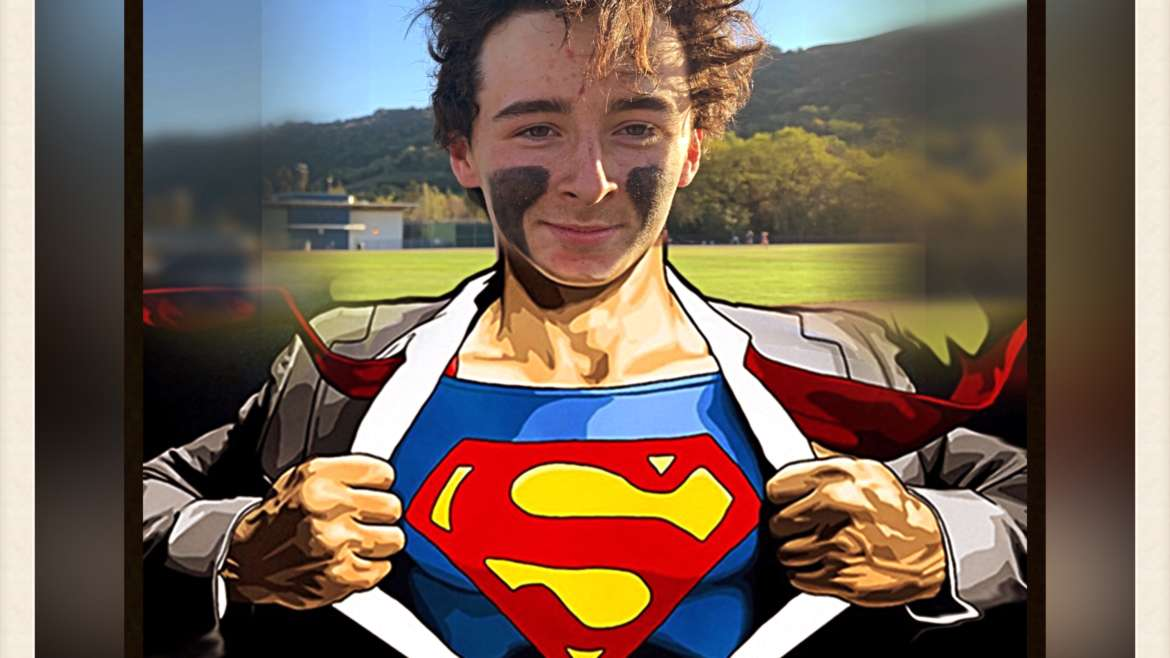 Faster than a speeding bullet, more powerful than a locomotive, able to leap into bases at a single bound…Frosh Dons WIN, 5-4