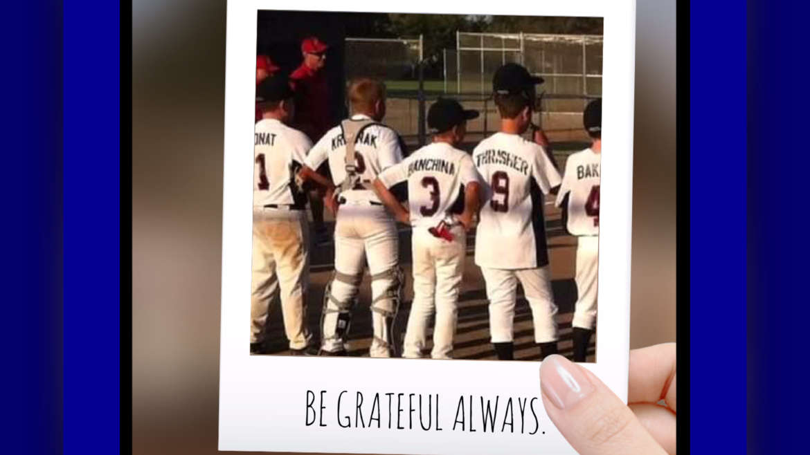 A Varsity Dons Baseball Player was Once a Lafayette Little League Player