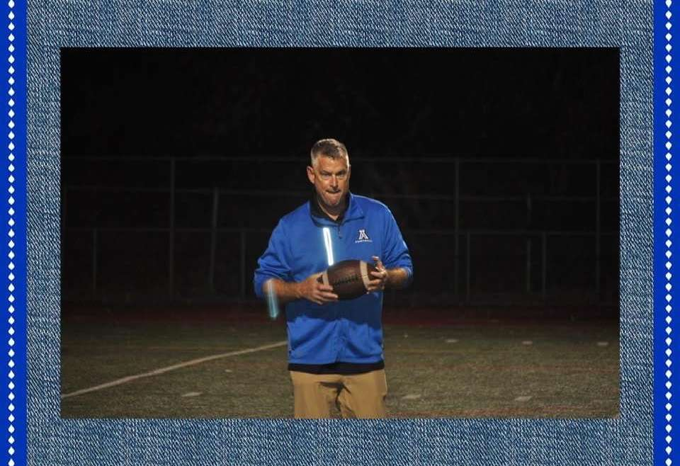 JV FOOTBALL: Never Underestimate the Power of Coach Young