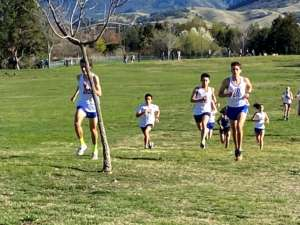 Dons Cross Country: Off to the Races!