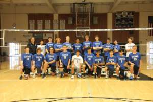 Boys Varsity Volleyball Finishes Strong