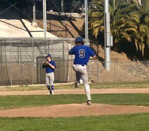 JV Baseball: Cougars Could Not Stop the Dons--Win 9-6