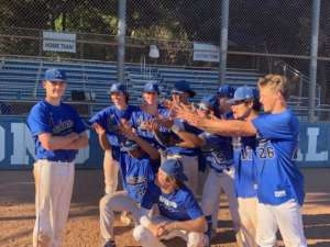 JV Baseball: Colin Henry Norstad Wins it for The Dons Walk off HOMERUN over the Left Field Fence and it was A M A Z I N G !