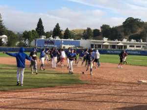 JV Baseball:  Campo Loses Again to the Dons