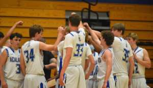 JV Basketball:  Taking it to the Hoop for Some Wins
