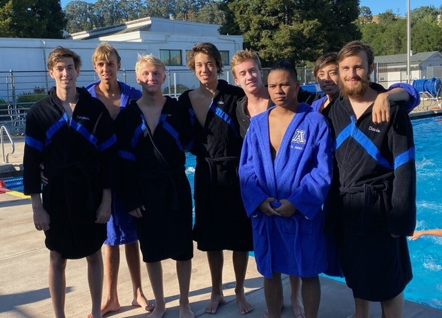 Boys Water Polo:  Dons Victorious on Senior Night