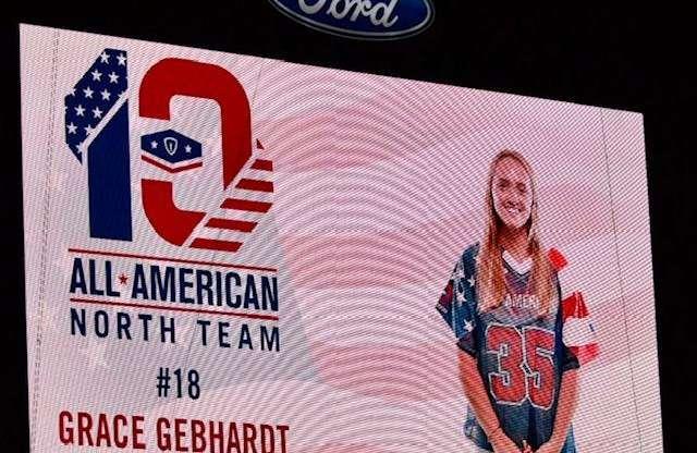 ACALANES PROUD: 2021 Alumni  Grace Gebhardt