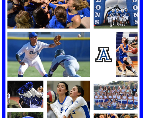 ACALANES SPORTS BOOSTERS: Join the Winning Team