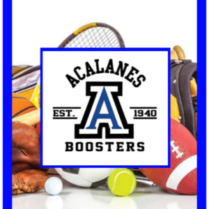 ACALANES BOOSTERS CLUB  SUPPORTS DONS ATHLETICS!