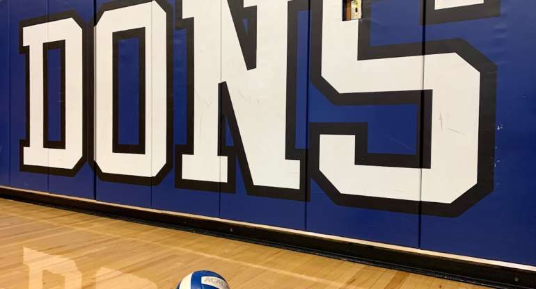 JV Ladies Volleyball: Sink Pittburg's Pirate Ship in the League Home Opener.