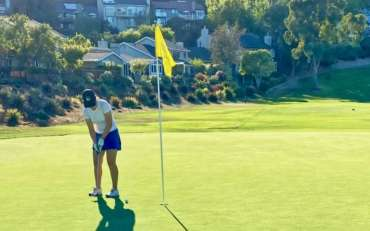 Don Golfers Tame Cougars