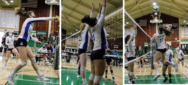 Varsity Volleyball: Bump, Set & DONinate in Sonoma