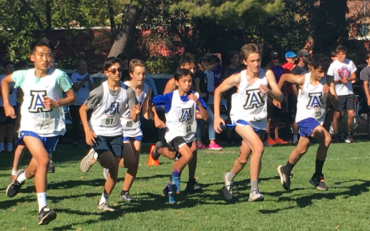 Cross-Country team off and running in DAL opener
