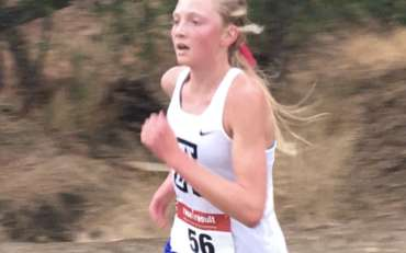 Olivia Williams caps Cross-Country team's busy week with dominant win in DAL race