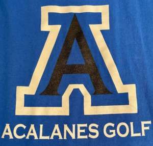 Acalanes Girl Don Golfers Honored:                NCS Here We Come!