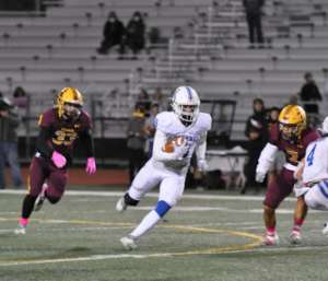 OUCH! Dons Lose by One Point, Acalanes 34- Las Lomas 35