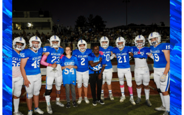 Thank You Acalanes-Homecoming is a Celebration of Togetherness
