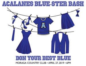 BLUE-STER BASH Event Sponsorhip!