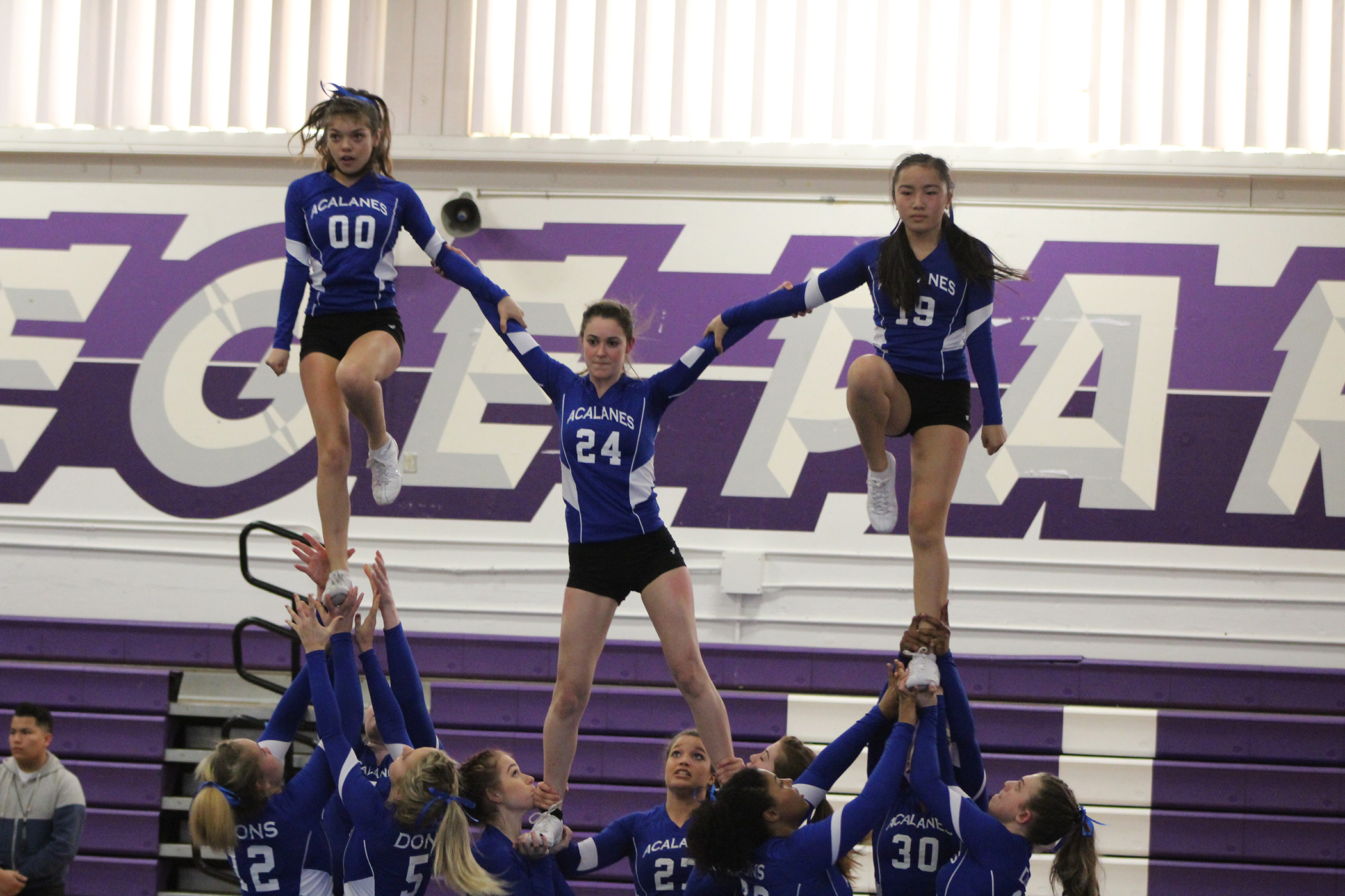 Competitive Sport Cheer