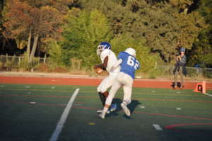 Oakland High no match for Frosh Dons Football