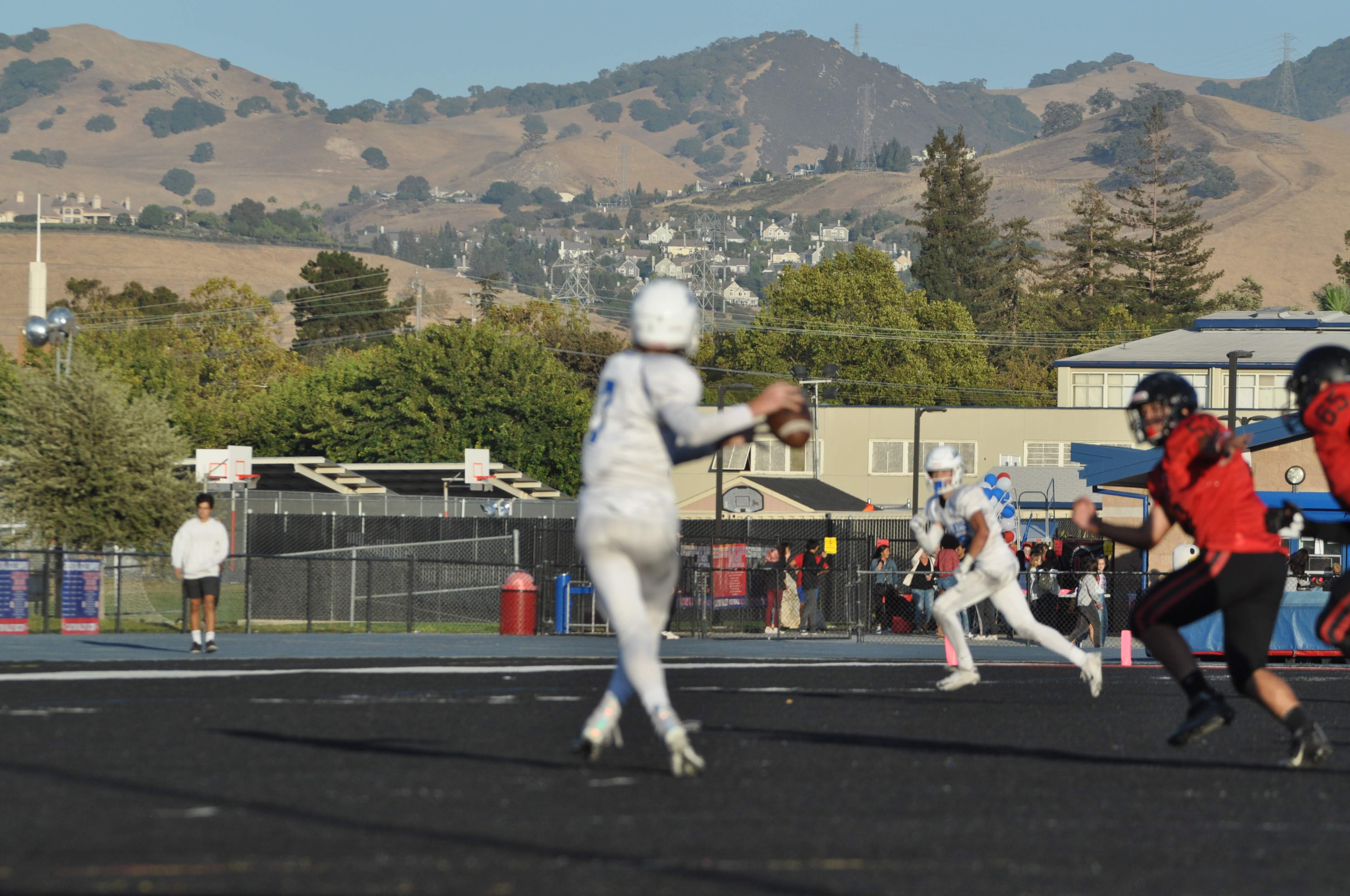 JV Dons Fall to Clayton Valley Charter