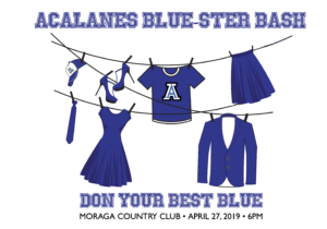 Only 4 days left to get your Blue-ster Bash tickets at $75