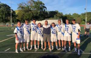 DAL All League honors for  Boys Lacrosse players
