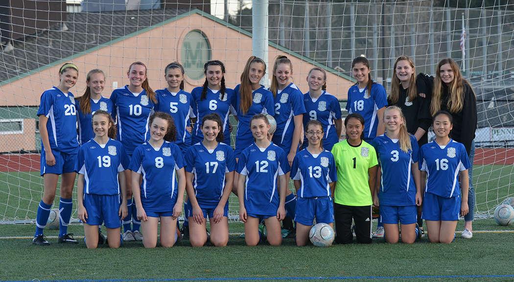 2017 AHS JV Girls Soccer