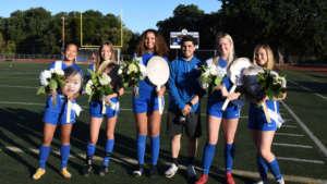 Girls Varsity Soccer Senior Night Ends in a Hard Fought Tie