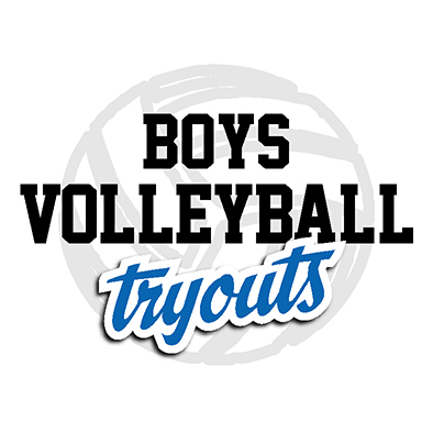 Boys Volleyball Informational Lunch — Thursday, January 10, 2018