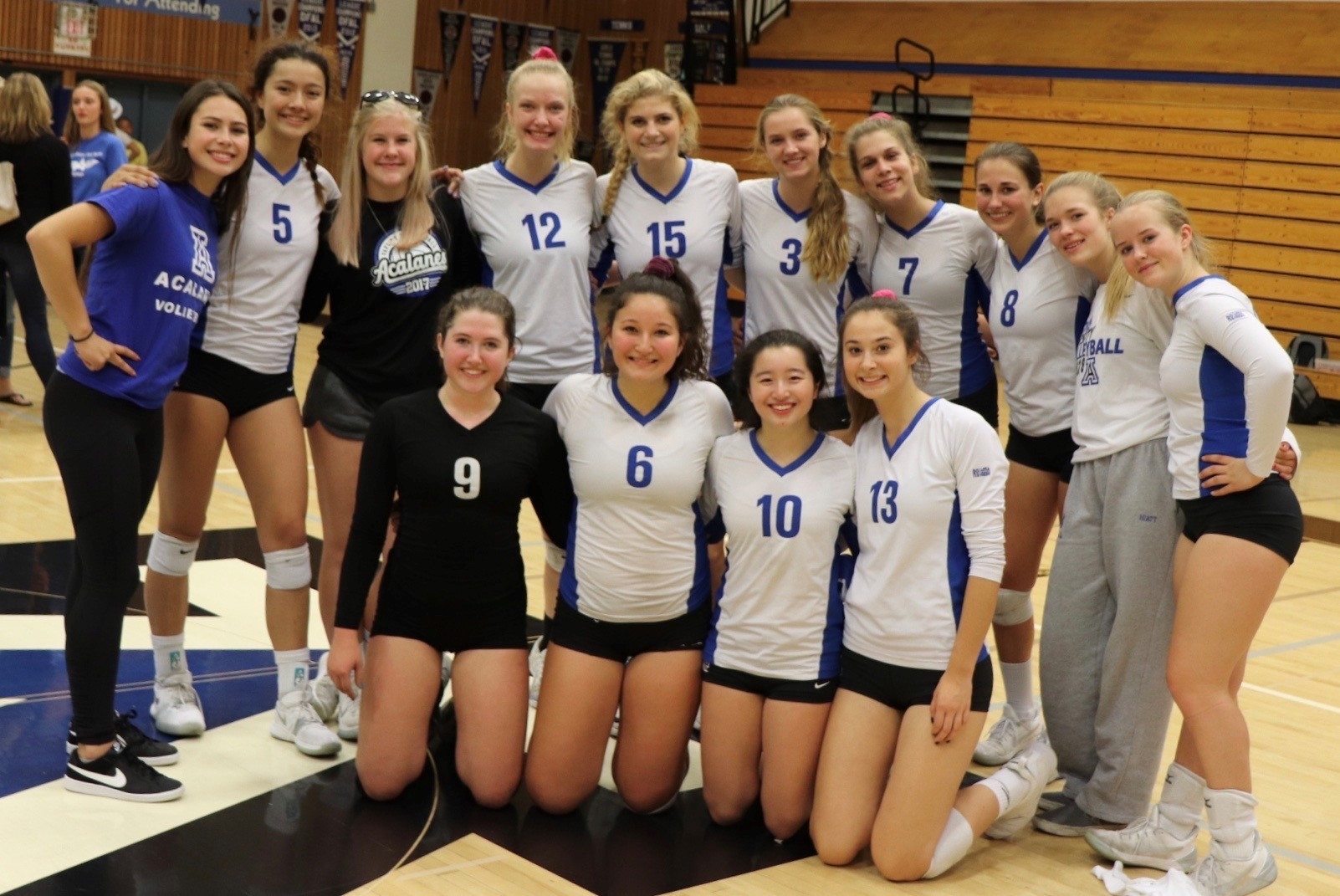 Dons Varsity Volleyball Thwarted In State Tourney by Christian Brothers in Five Sets