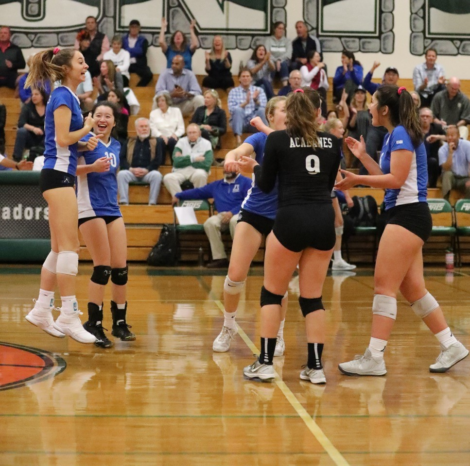 Matadome Turns Into Haunted House As the Dons Lose A Heartbreaker To Miramonte in 5 Sets