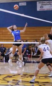 Dons Varsity Volleyball Loses Tough One to Alhambra