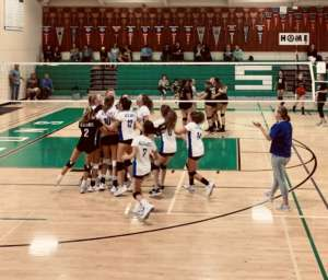 Dons Freshman Volleyball are Champions in the Paganini Volleyball Invitational 2019 Tournament