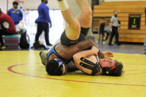 Wrestling continues to power through